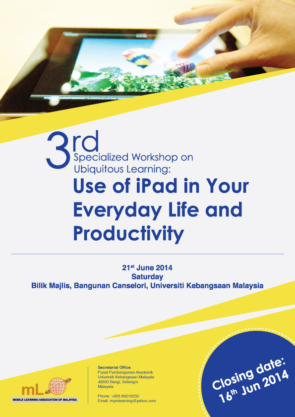 cover Use of iPad in Your Everyday Life and Productivity_webversion